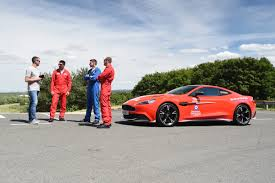 aston martin vanquish red feature red arrows pilots test their skills in aston martins