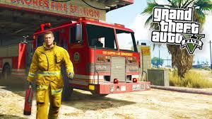 gta 5 pc mods firefighter mod fighting fires cpr u0026 battalion