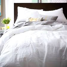 Best Goose Down Duvet White Fluffy Duvet Covers Morning Glory 575 Fill Power White Goose