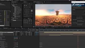 Displacement Map After Effects Tutorials Toolfarm