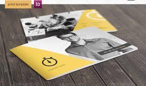 indesign templates free brochure indesign template brochure 18 beautiful brochure templates a4