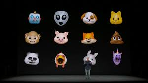 how to get ios emojis on android apple announces animoji animated emoji for iphone x the verge