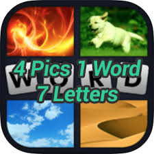 4 pics 1 word 7 letters level 137 232 game solver