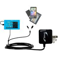 double master double wall ac home charger suitable for the lexibook tablet