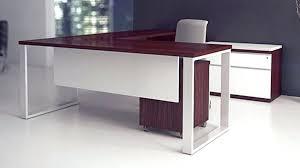 Wood L Shaped Desk Wood L Shaped Desk Tech Techno Executive L Shaped Office Desk