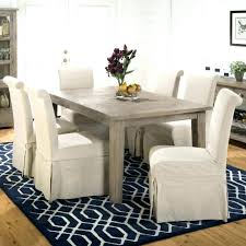 slipcovered dining chair linen slipcover dining chair slipcovers for dining chairs dining
