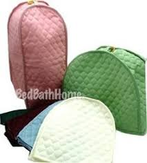 quilted kitchen appliance covers simplicity 9532 coffee maker toasters and mixers