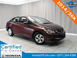 vehicles for sale honda of lisle