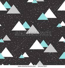Design Patterns For Cards Handwritten Lettering Isolated On Black Doodle Stock Vector