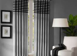 Outdoor Curtain Fabric by Curtains Mesmerize Black And White Vertical Curtains Stimulating