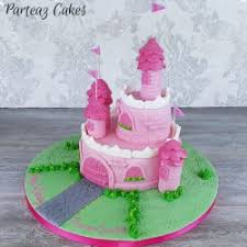 castle cakes pink castle cake for a princesses birthday delivered free