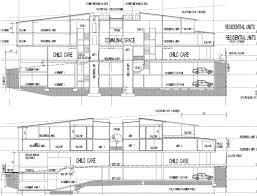 floor plan for child care center child care centre u0026 multiple dwellings 14 to 24 dalmarnock