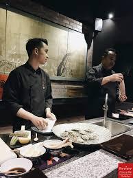 chef de cuisine definition omakase ร านอาหารญ ป น tengoku de cuisine chiangmai ร ว วเช ยงใหม