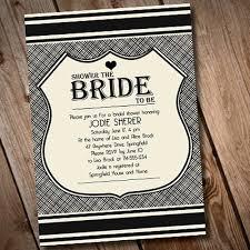 bridal invitations affordable modern black bridal shower invitations ewbs042 as low
