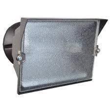 Econolight Wall Pack by Lithonia Lighting 300 Watt Or 500 Watt Quartz Outdoor Halogen