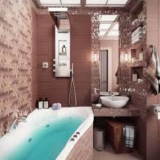 modernes wohndesign luxus cool small bathroom interior design