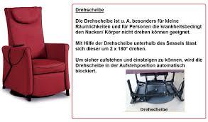 Esszimmerstuhl Segm Ler Wellness Sessel In 2 Ausführungen 228 U 238 Fitform