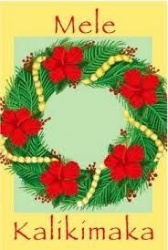 33 best hawaiian christmas cards images on pinterest christmas