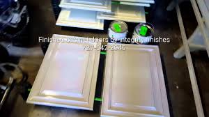 Lacquer Cabinet Doors Solid Color Lacquer On Wood Cabinets