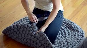 Rug Wool Yarn How To Crochet A Giant Circular Rug U2013 No Sew U2013 Expression Fiber