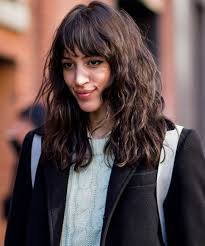 model rambut keriting gantung gaya rambut keriting gantung sebahu trend model rambut