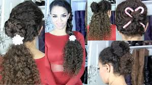 no heat holiday hairstyles in minutes 7 easy holiday hairstyles