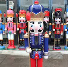 wooden crafts christmas decoration life size nutcracker buy