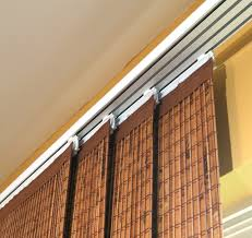 Blinds For Glass Front Doors Window Treatments For Sliding Windows Sliding Panel Window