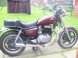 1982 honda cm400 classic motorcycle pictures
