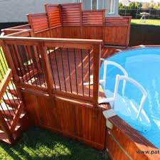 Backyard Above Ground Pool by Top 25 Best Above Ground Pool Supplies Ideas On Pinterest