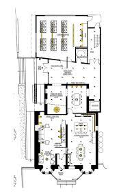 Elevator Symbol Floor Plan Dshclass Lighting 1st Floor Rcp