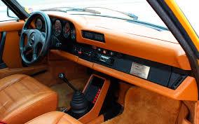 1979 porsche 911 turbo 1979 porsche 911 turbo signature series interior view motor trend
