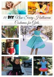 Scary Costumes For Halloween 10 Diy Non Scary Costumes For Girls Sarah U0027s Cucina Bella