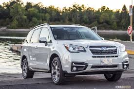 brown subaru forester 2017 subaru forester 2 5i limited doubleclutch ca