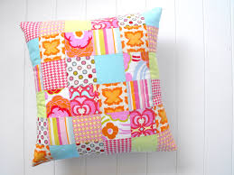 Cushion Covers Without Zips Make Your Own Fun Quilted Throw Pillows