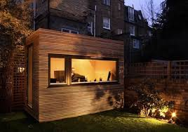 Backyard Offices Top Ten Most Stylish Backyard Offices Flexi Blog