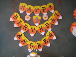 halloween birthday cupcake ideas candy corn birthday party the cards we drew