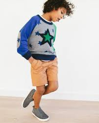 child in french all play sweatshirt in french terry