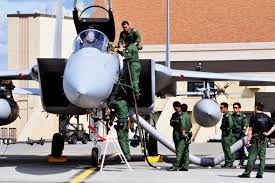 Alaska Flag Meaning File F 15j 933 Of 303 Sqn Undergoes Maintenance At Eielson Air