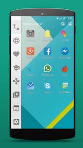 smart luncher apk lollipop smart launcher theme apk for android kitkat