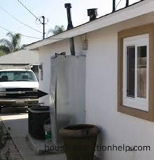 cabinet style water heater outdoor water heater cabinet outdoor designs