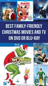 christmas list dvd a list of the best family friendly christmas and tv on dvd
