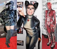 heidi klum the queen of halloween