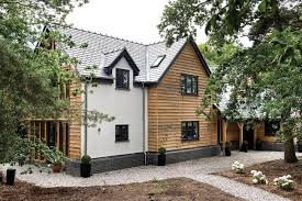 modern a frame house plans stunning contemporary oak frame house plans self build co uk