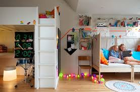 Kids bedroom ideas for a shared bedroom