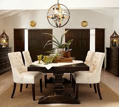 tufted dining room chairs hayes tufted chair pottery barn au