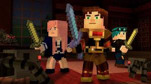 captainsparklez minecraft minecraft story mode episode 6 u0027a portal to mystery u0027 review