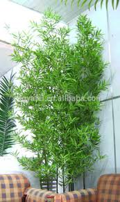 trees plant type mini ornamental bamboo leaves artificial bamboo