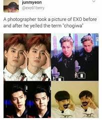 Exo Memes - chanyeol anhdisksfgsjsnahyxkcdnsbsjs exo pinterest chanyeol