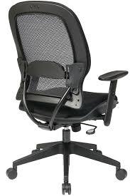 5540 office star air grid mesh high back office chair mesh